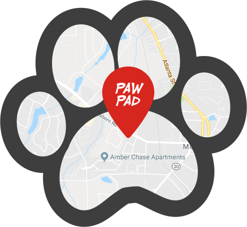 Paw Map 1